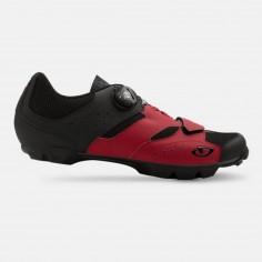 Zapatillas Giro Cylinder 2020 Rojo Negro