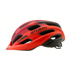 Casco Giro Register Rojo Naranja