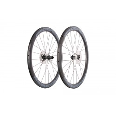 Progress Airspeed 44 Disc Tubular Wheelset