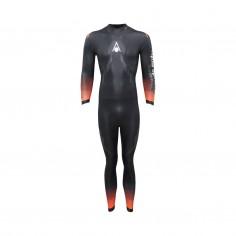 Traje de Neopreno Aqua Sphere Pursuit Negro Naranja Hombre