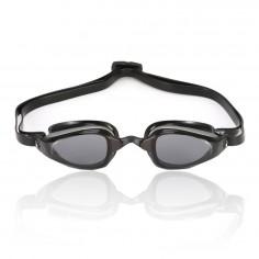 Gafas de Natación Michael Phelps K180 Plata Negro Lente Ahumada