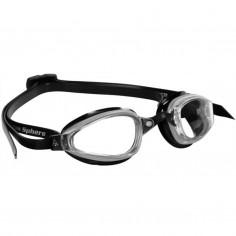 Gafas de Natación Michael Phelps K180 Negro Transparente