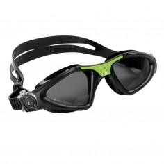 Aqua Sphere Kayenne Goggles Black Green Smoked Lens
