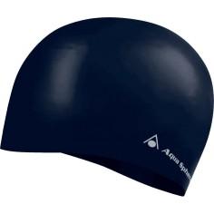 Aqua Sphere Classic Silicone Navy Swimming Cap
