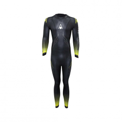Aqua Sphere Race 2.0 Men's Wetsuit Black Yellow