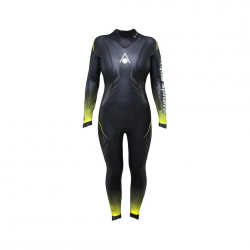 Aqua Sphere Race 2.0 Women's Wetsuit Black Yellow