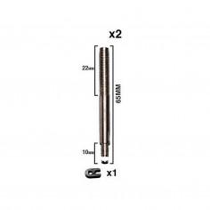 X-sauce Prolongadores Presta 2 Units