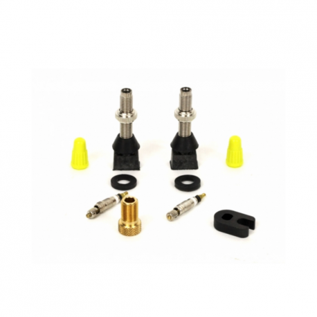 Kit 2 X-Sauce Fine Valves with Adapter