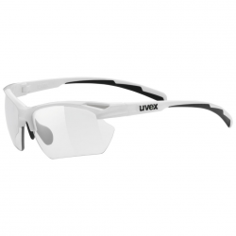 Gafas Uvex Sortstyle 802 Vario Small Blanco Lente Ahumado