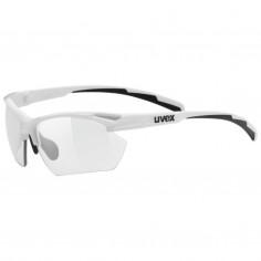Uvex Sportstyle 802 Vario Small White Smoked Lens