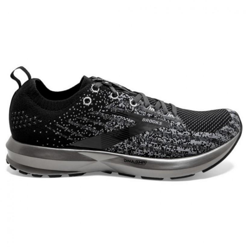 Brooks Levitate 3 Black Silver Women's Shoes