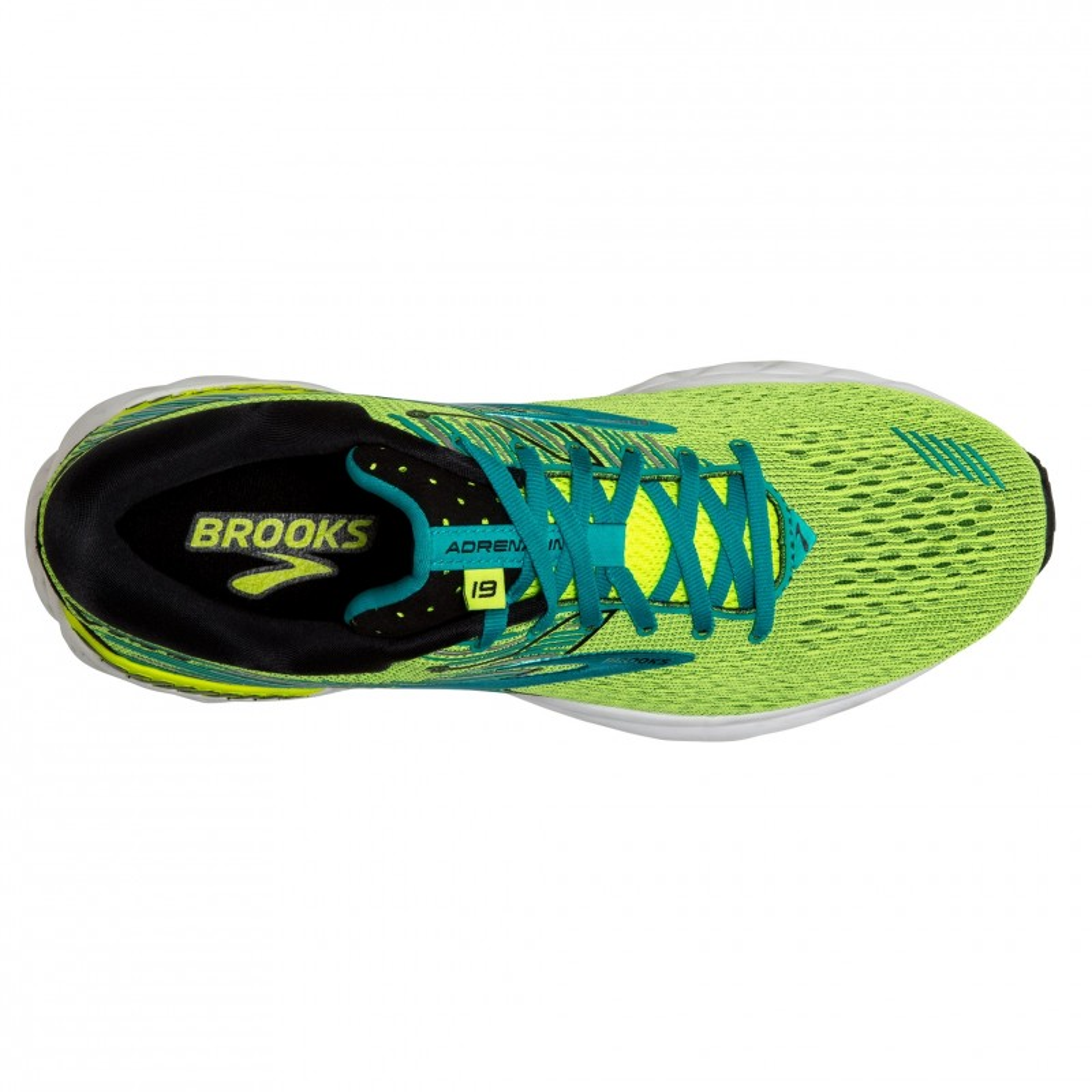 Brooks Adrenaline GTS 19 Yellow AW19