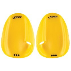 Agility Finis Yellow Paddles
