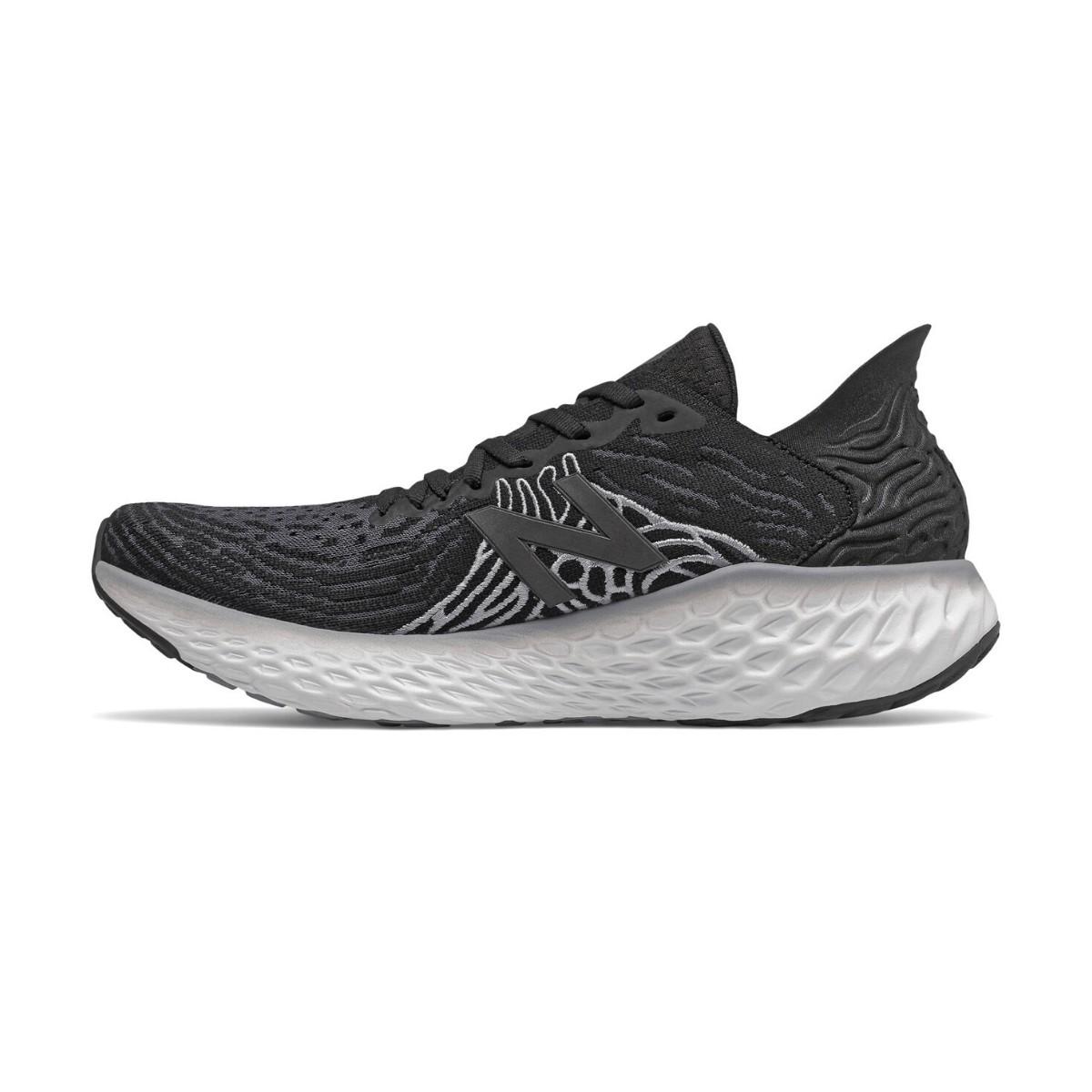 Zapatillas New Balance 1080 v10 Fresh Foam Negro Acero