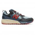 New Balance Craig v2 Trail Fresh Foam Blue Black Red Women's Shoes PV20