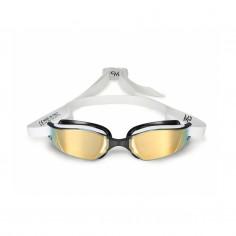 Gafas de Natación Michael Phelps Xceed Blanco con lentes espejadas