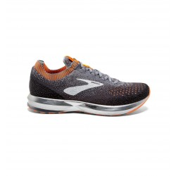 Zapatillas Brooks Levitate 2 Gris/Naranja OI18
