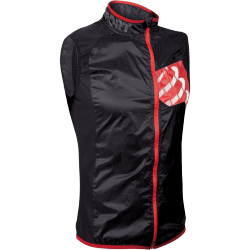 Chaleco Trail Hurricane Blanco Compressport