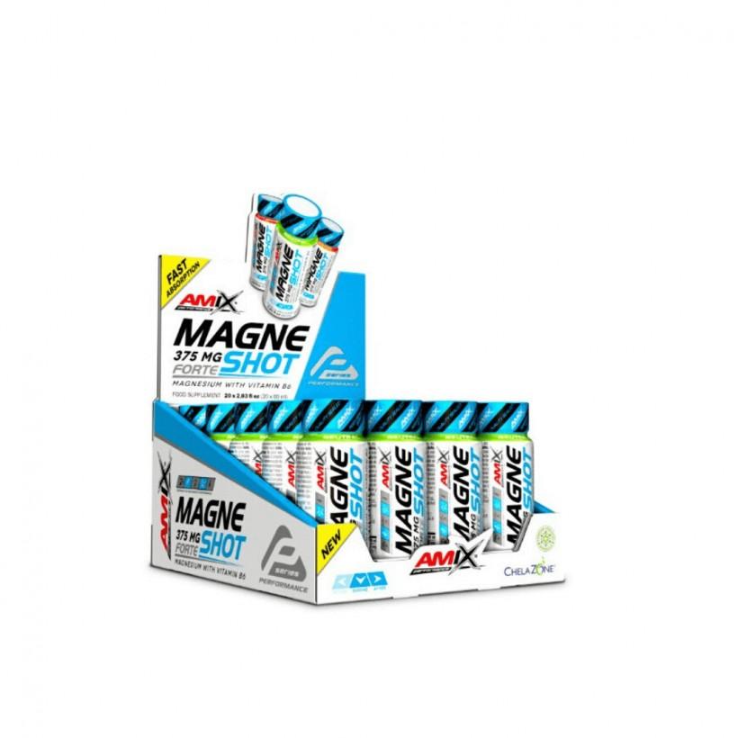 AMIX MagneShot Forte 375 Mg Mango