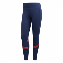 Adidas How We Do 7/8 Dark Blue Tights Woman SS20