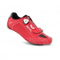 Zapatillas de Carretera Spiuk Altube Carbono Rojo Mate