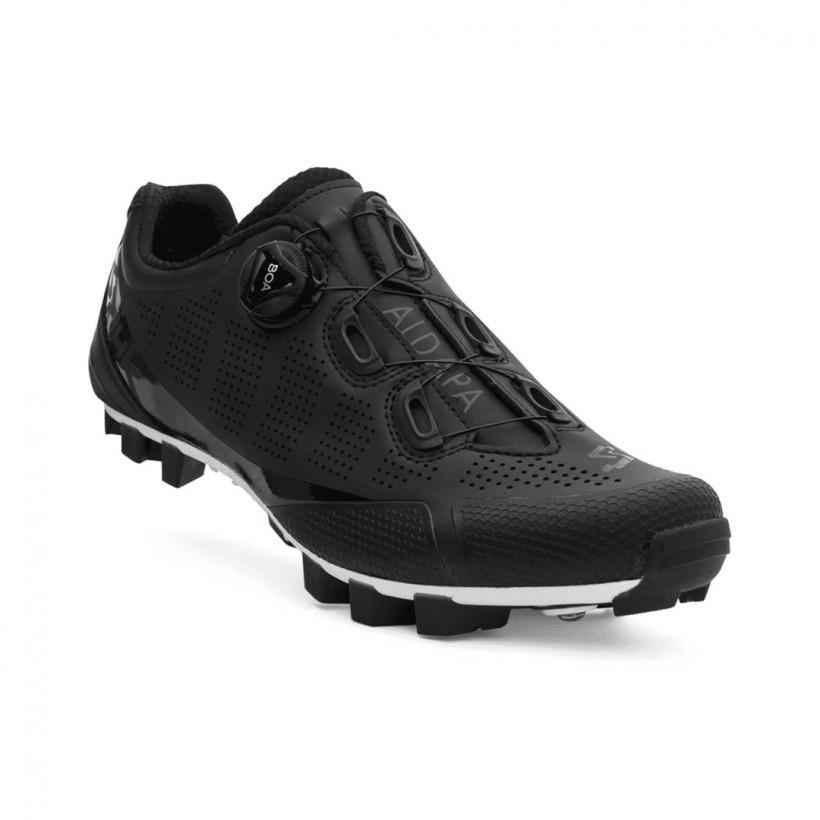 Spiuk Aldapa MTB Matte Black Shoes