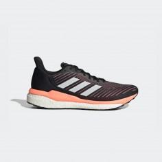 Zapatillas Adidas Solar Drive 19 Negro Gris Coral PV20 Hombre