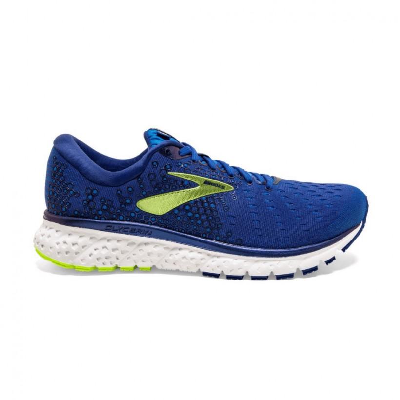 Brooks Glycerin 17 Shoes Blue PV20