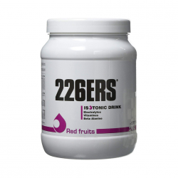 Isotonic Drink 226ERS - 500gr Red Fruits
