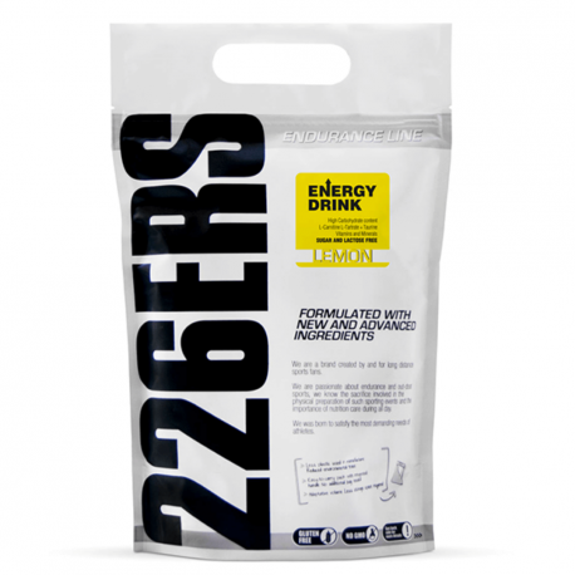 Bebida Energética 226ERS - 500gr Limón