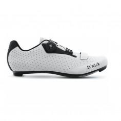Zapatillas Fizik R5B Hombre blanco/negro para carretera