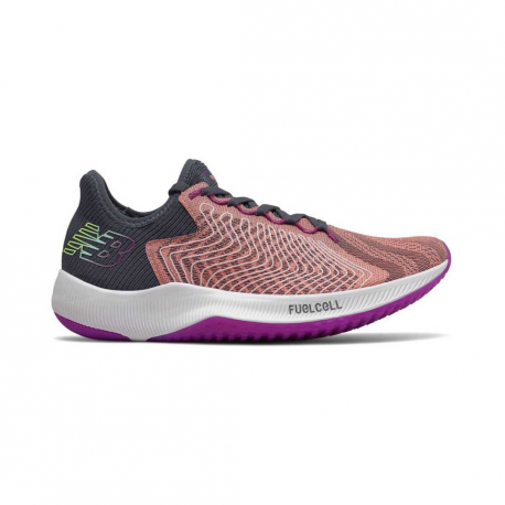 New Balance Fuel Cell Rebel v1 Rosa Negro PV20 Mujer