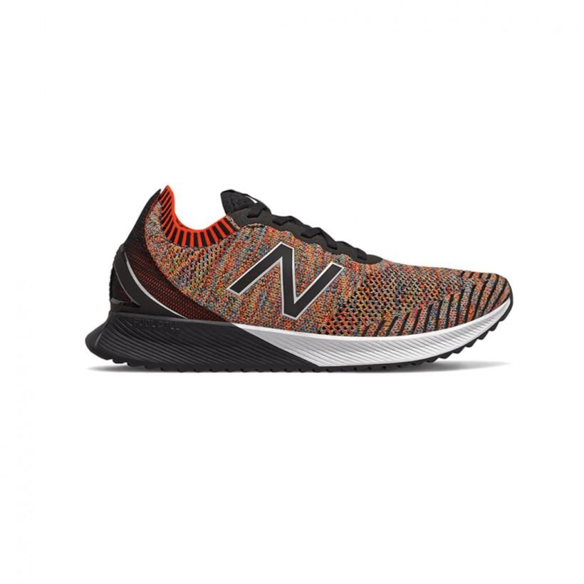 New Balance Fuel Cell Echo Black Multicolor PV20 Men's Shoes