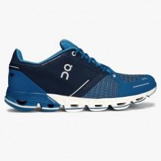 Zapatillas On Cloudflyer Azul Blanco PV20 Hombre