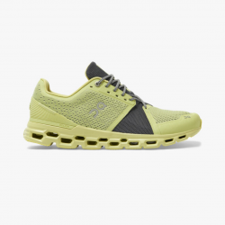 On Cloudstratus Yellow PV20 Men's Shoes
