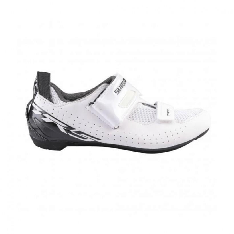 Zapatillas triatlon Shimano TR5 Blanco