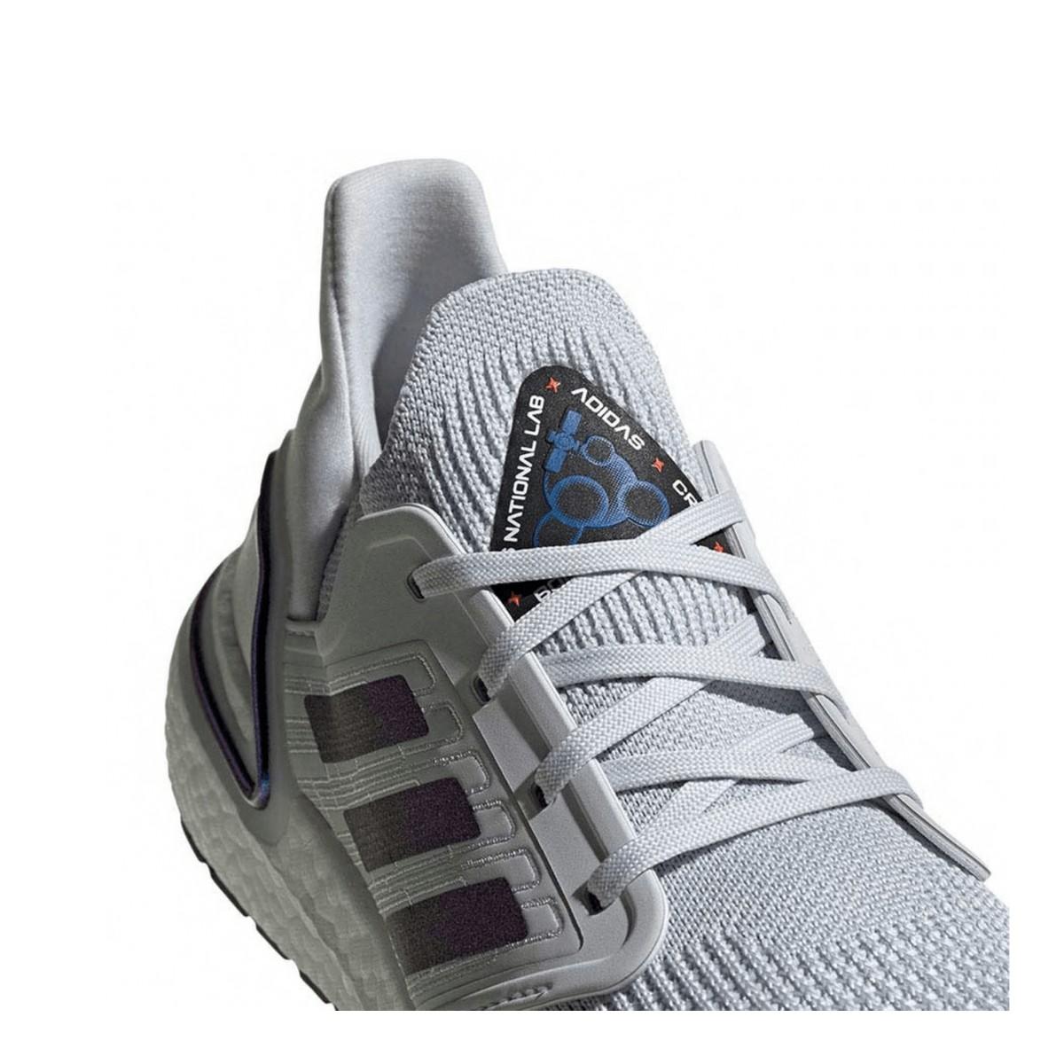 Zapatillas adidas Ultraboost 20 gris azul mujer