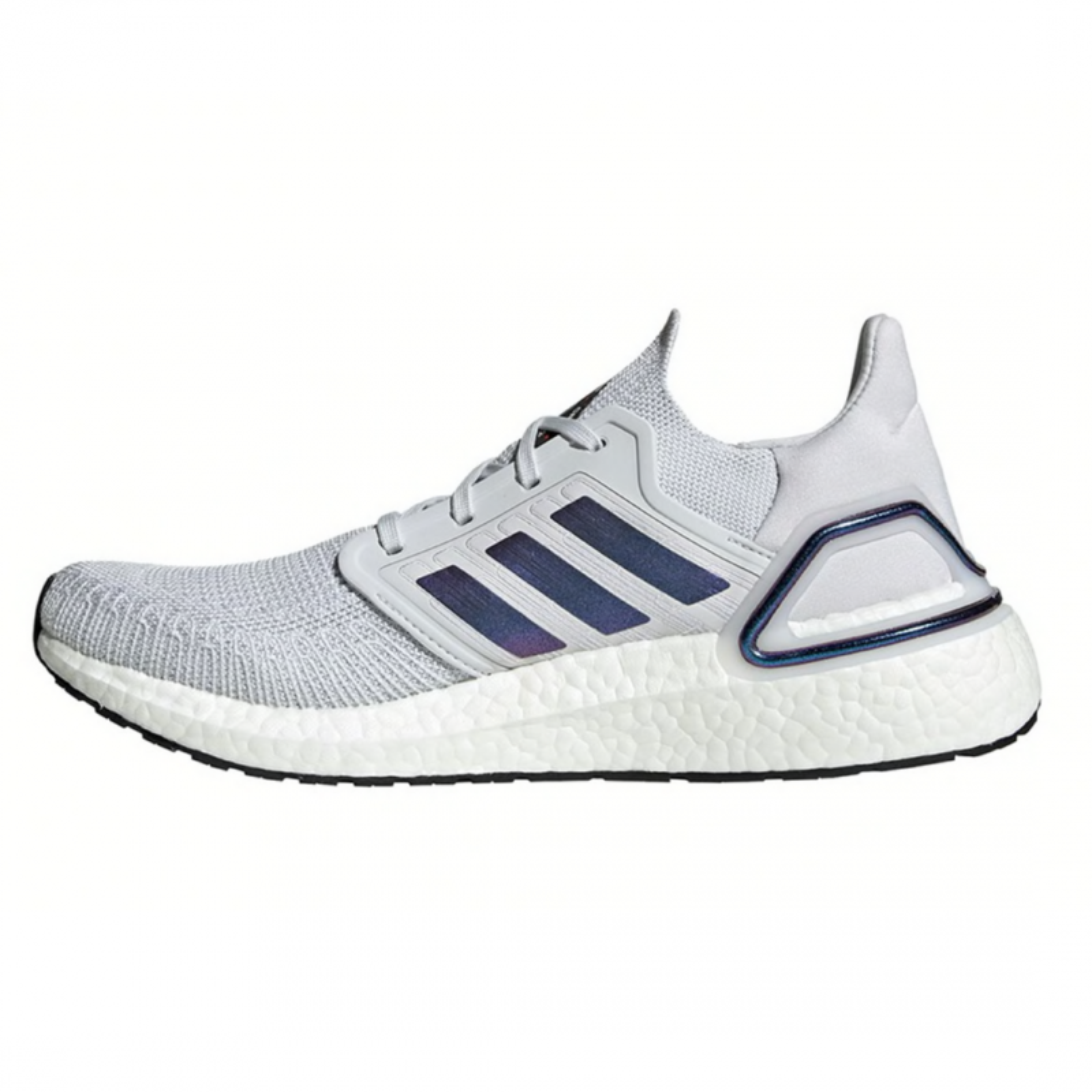 Zapatillas Adidas Ultra Boost 20 Gris Azul Púrpura Mujer PV20