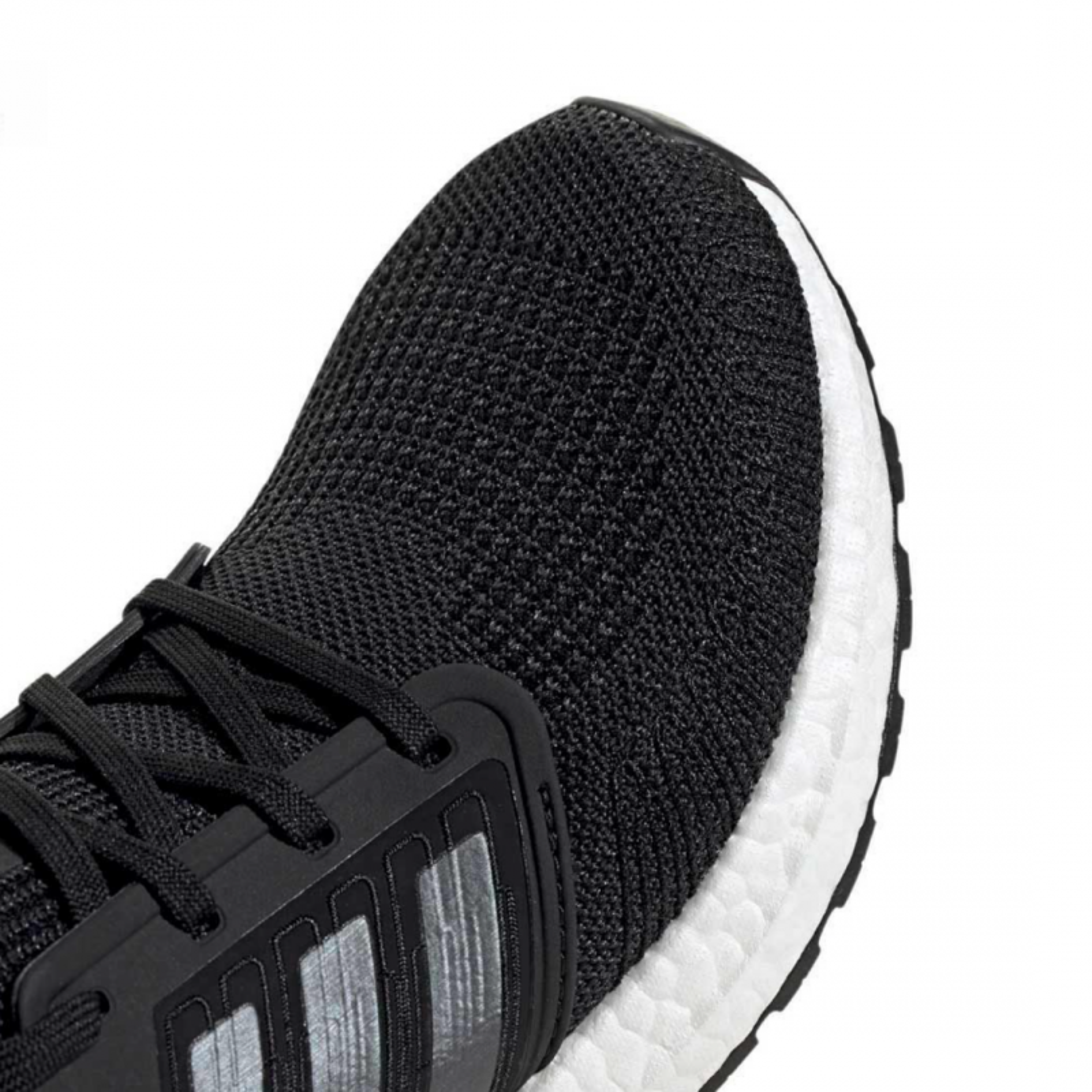 Zapatillas Adidas Ultra Boost 20 Negro Blanco Mujer PV20