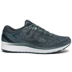 Saucony Guide ISO 2 Grey AW19 Men's Running Shoes