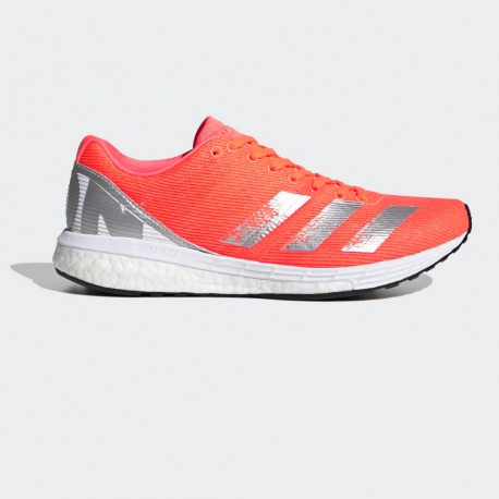 Adidas Adizero Boston 8 Orange PV20 Women's Shoes
