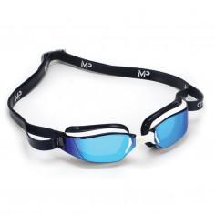 Gafas de Natación Michael Phelps Xceed Azul Oscuro lentes espejadas