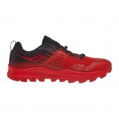 Zapatillas Saucony Peregrine 10 ST Rojo Negro PV20 Hombre