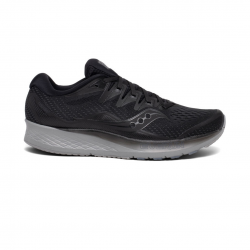 Saucony Ride ISO 2 Black PV20 Men's Shoes