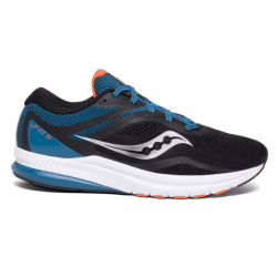 Saucony Jazz 22 Black Blue PV20 Men's Shoes