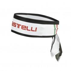 Cinta para la Cabeza Castelli Blanco Unisex