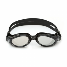 Aqua Sphere Kaiman Black Mirror Swimming Goggles