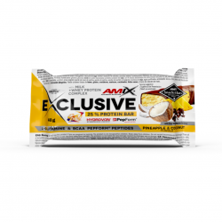 AMIX EXCLUSIVE Protein Bar Platano Chocolate