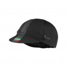 Gorra Castelli Performance 3 Negro Unisex