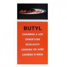 Camara Massi Butyl 27.5x1.75/2.25 Presta